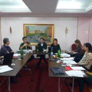 First partnership meeting of initiative IRIS NETWORKing